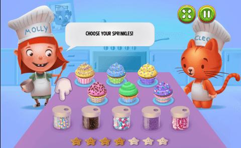 Bild Cupcake Time