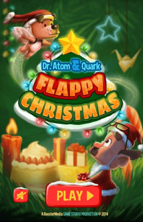 Bild Flappy Christmas