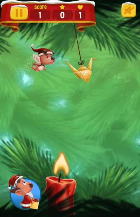 Bild Flappy Christmas