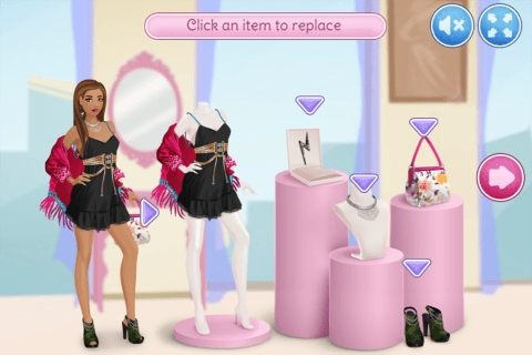 Bild Stella Dress Up : Fashion Show