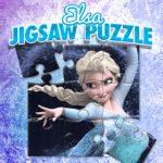Elsa Jigsaw Puzzle