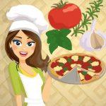 Pizza Margherita – Kochen mit Emma