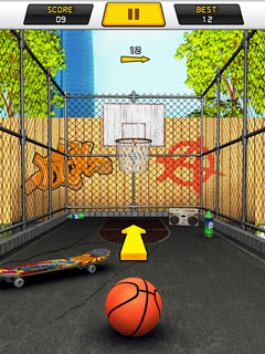 Bild Basketball Hoops