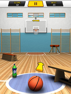 Bild Basketball Hoops
