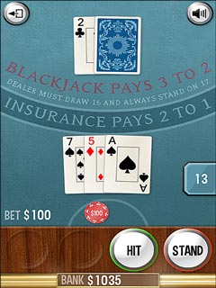 Bild Blackjack