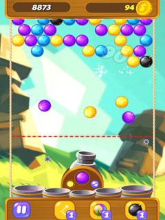 Bild Bubble Shooter Endless