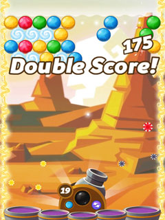 Bild Bubble Shooter Saga 2 - Team Battle