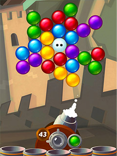 Bild Bubble Shooter Saga