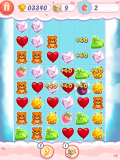 Bild Candy Love Match