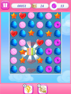 Bild Candy Rain