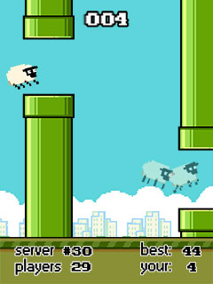 Bild Flappy Multiplayer