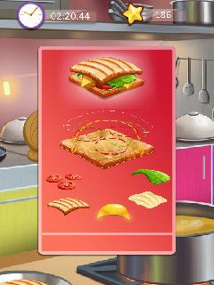Bild Kitchen Slacking