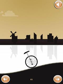 Bild Monocycle