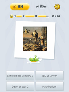 Bild Quiz Story Game