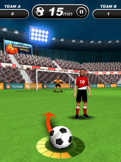 Bild Real Freekick 3D